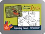 Charley Harper: Birds Coloring Cards