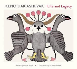 Kenojuav Ashevak Life and Legacy