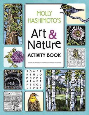 Molly Hashimoto's Art & Nature Activity Book
