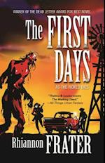 The First Days af Rhiannon Frater