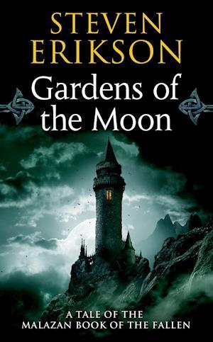 Bog paperback Gardens Of The Moon af Steven Erikson