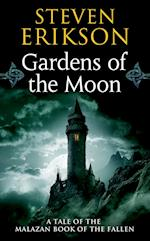 Gardens Of The Moon af Steven Erikson
