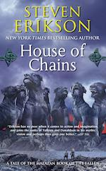 House of Chains af Steven Erikson