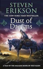 Dust of Dreams af Steven Erikson