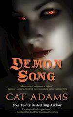 Demon Song (The Blood Singer Novels)