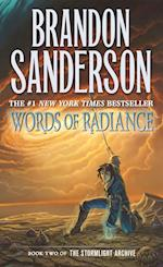Words of Radiance af Brandon Sanderson
