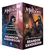 Mistborn Trilogy af Brandon Sanderson