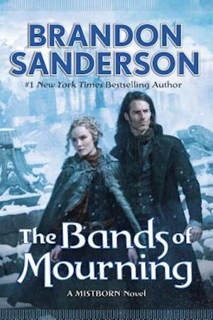 Bog, hardback The Bands of Mourning af Brandon Sanderson