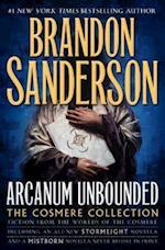 Arcanum Unbounded af Brandon Sanderson