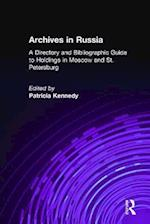 Archives in Russia