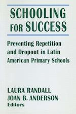 Schooling for Success af Laura Randall