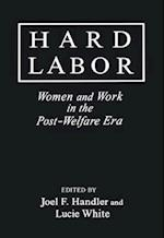 Getting Real about Work for Low-Income Women af Jay D. White, Joel F. Handler
