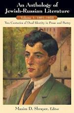 An Anthology of Jewish-Russian Literature