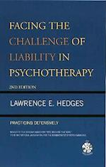 Facing the Challenge of Liability in Psychotherapy