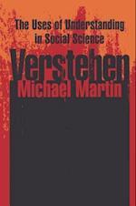 Verstehen af Michael Martin
