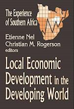Local Economic Development in the Changing World af Etienne Nel