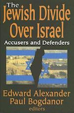 The Jewish Divide Over Israel af Paul Bogdanor