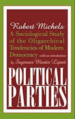 Political Parties af Robert Michels, Michels