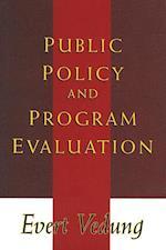 Public Policy & Program Evaluation
