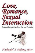 Love, Romance, Sexual Interaction