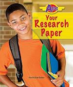 Ace Your Research Paper (Ace It Information Literacy)