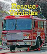 Rescue Vehicles (All About Big Machines)