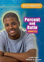 Percent and Ratio Smarts! (Math Smarts!)