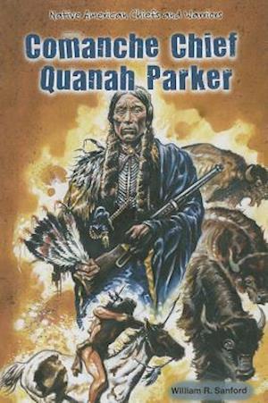 Bog, ukendt format Comanche Chief Quanah Parker af William R. Sanford