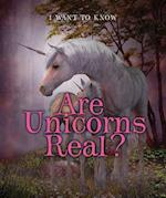 Are Unicorns Real? (I Want to Know)