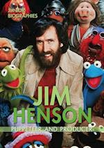 Jim Henson: Puppeteer and Producer (Junior Biographies)