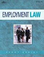 Employment Law for the Paralegal (West Legal Studies Paperback)