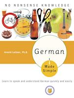 German Made Simple af Eugene Jackson