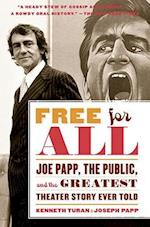 Free for All af Joseph Papp, Kenneth Turan