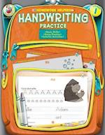 Handwriting Practice, Grade 1 (Brighter Child Homework Helpers)
