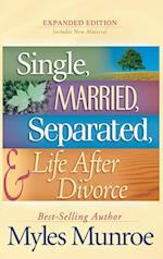 Single, Married, Separated, and Life After Divorce
