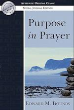 Purpose in Prayer af Edward M. Bounds