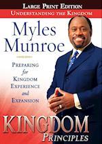 Kingdom Principles Large Print Edition
