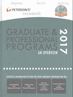 Peterson's Graduate & Professional Programs 2017 (Peterson's Graduate & Professional Programs : an Overview)