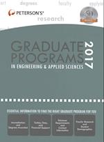 Peterson's Graduate Programs in Engineering & Applied Sciences 2017 (PETERSON'S GRADUATE PROGRAMS IN ENGINEERING & APPLIED SCIENCES)