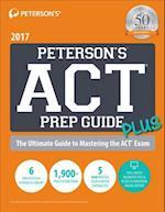 Peterson's ACT Prep Guide Plus 2017