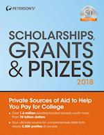 Peterson's Scholarships, Grants & Prizes 2018 (PETERSON'S SCHOLARSHIPS, GRANTS & PRIZES)