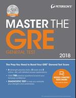 Peterson's Master the GRE 2018 (MASTER THE GRE)