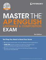 Peterson's Master the AP English Language & Composition Exam (Master the AP English Language Composition Exam)
