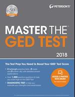 Peterson's Master the GED 2018 (MASTER THE GED)