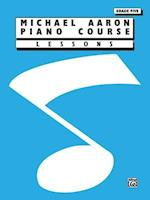 Michael Aaron Piano Course Lesson - Grade 5