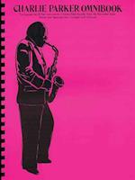 Omnibook af Charlie Parker