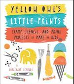 Yellow Owl's Little Prints af Christine Schmidt