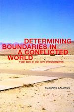 Determining Boundaries in a Conflicted World