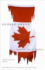 Lament for a Nation af George Grant