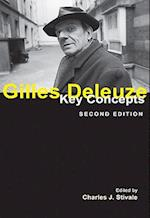 Gilles Deleuze (Key Concepts Paperback)